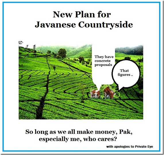 Java Countryside Plan