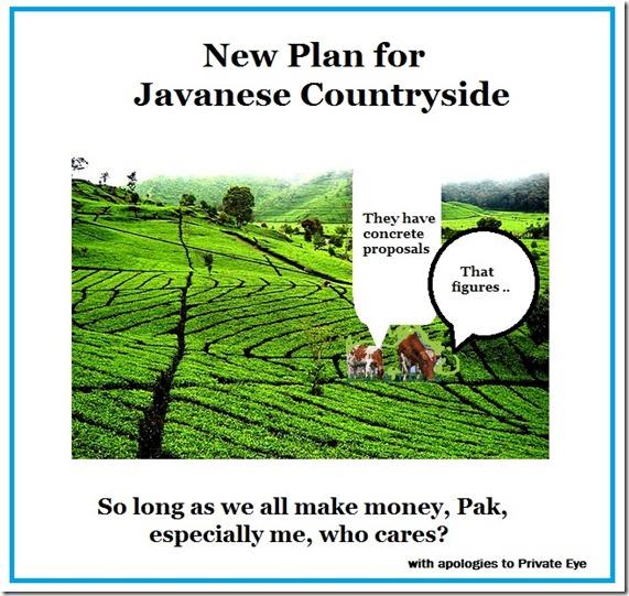 Java Countryside Plan