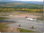 Land Drilling Scene
